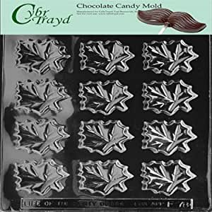 MAPLE LEAVES chocolate candy mold