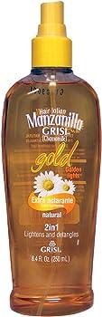 Grisi Manzanilla 8.4 Ounce Gold Lightener and Detangler