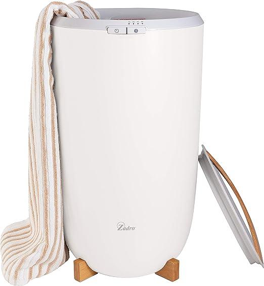 Zadro Ultra Large Luxury Bucket-Style Towel Warmer