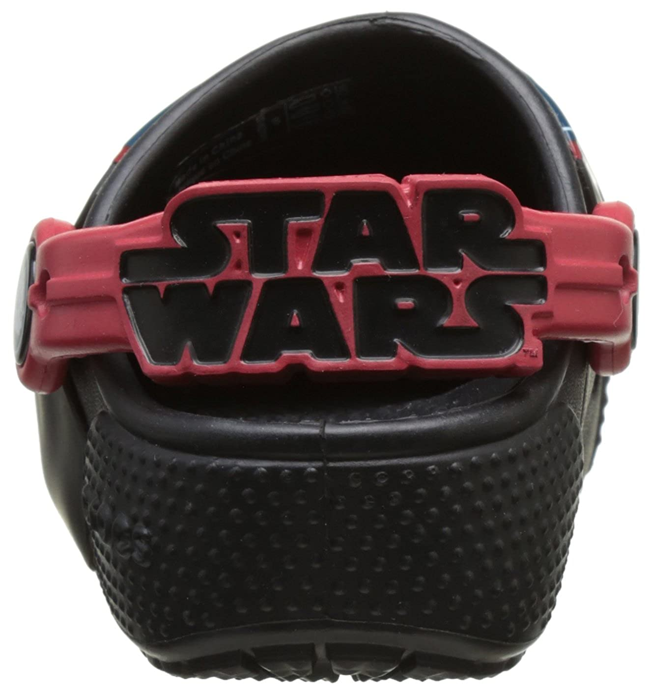 Crocs Fun Lab Lights Darth Vader, Zuecos para Niños: Amazon.es: Zapatos y complementos