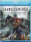 Transformers 4 - L'Era dell'Estinzione 3D (3 Blu-ray)
