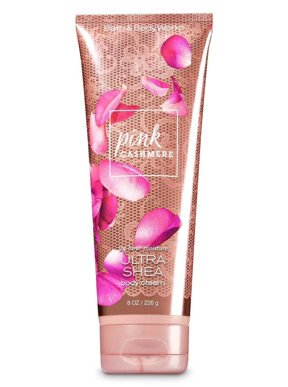 Bath & Body Works Ultra Shea Cream Pink Cashmere