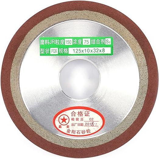 "4/"" 150 Grit Diamond Grinding Wheel Sharpener Grinder Accessories Rotary Tool"