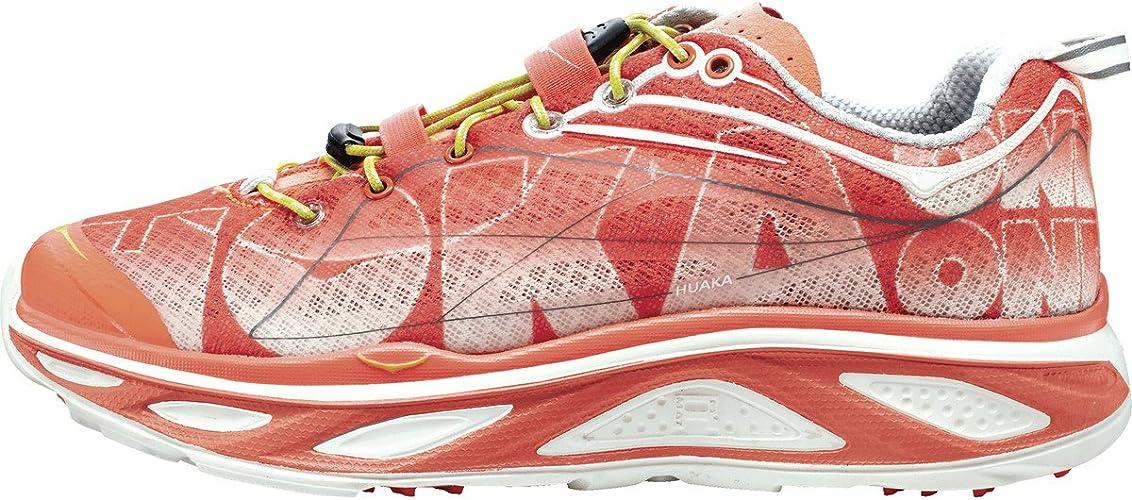 Hoka Huaka - Zapatillas de running, color Naranja, talla 38 EU ...