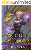 Scorn of the Sky Goddess (Keepers of the Stones Book 3)