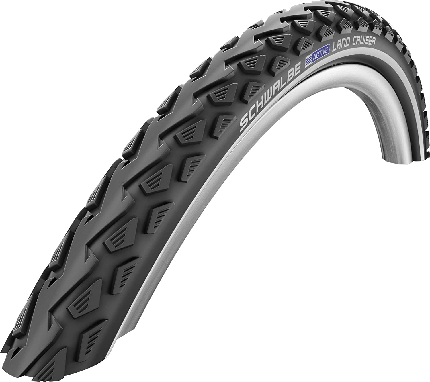 Schwalbe Road Cruiser HS 484 Mountain Bicycle Tire Wire Bead