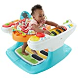 Amazon Price History for:Fisher-Price 4-in-1 Step 'n Play Piano