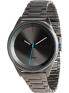 aa5141b3ff8b Quiksilver The PM Metal - Analog Watch - Reloj Analógico - Hombre ...