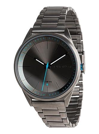 Quiksilver Bienville Metal - Reloj Analógico para Hombre EQYWA03013: Quiksilver: Amazon.es: Ropa y accesorios
