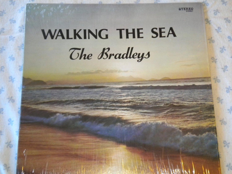 Walking the Sea , The Bradleys, Rapture, S750627, Vinyl