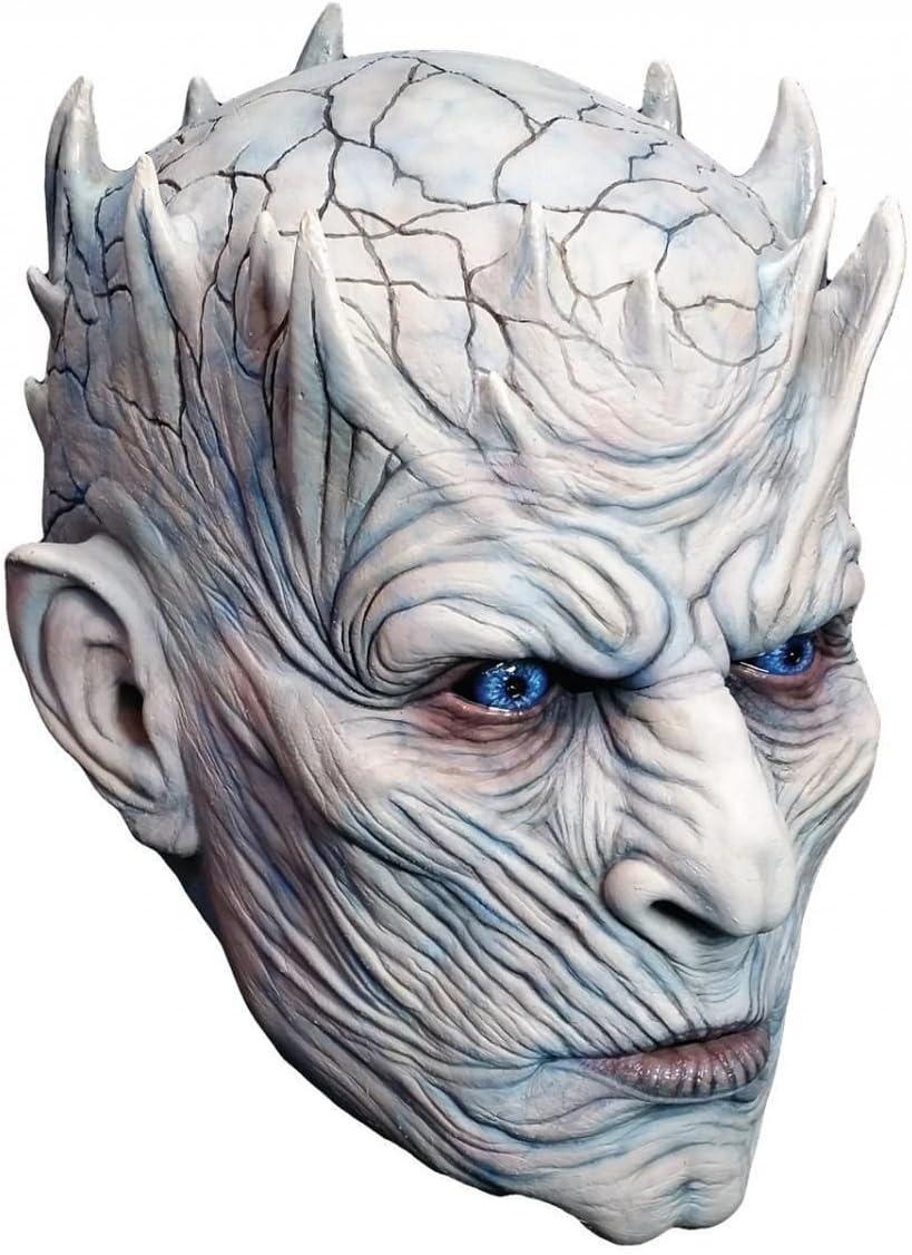 Horror-Shop máscara Juego de Tronos Noche Rey: Amazon.es: Juguetes ...