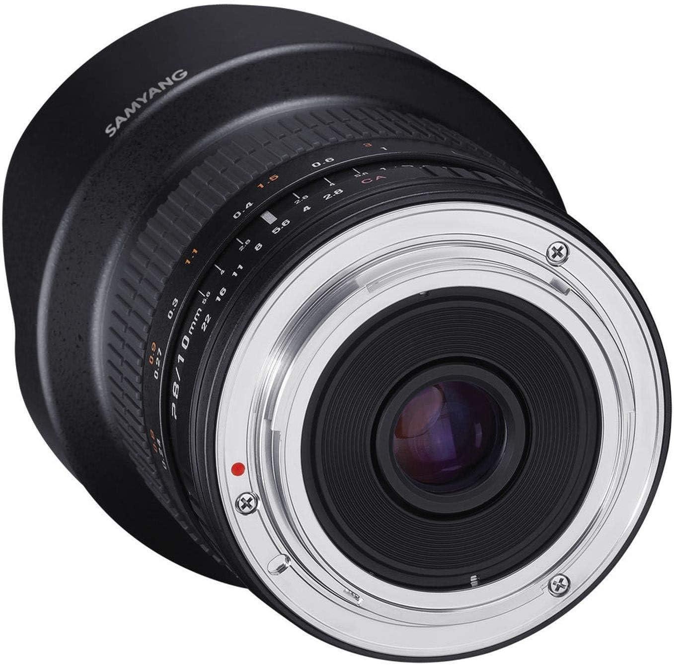 Samyang 10mm F2 8 Objektiv Für Anschluss Sony E Kamera