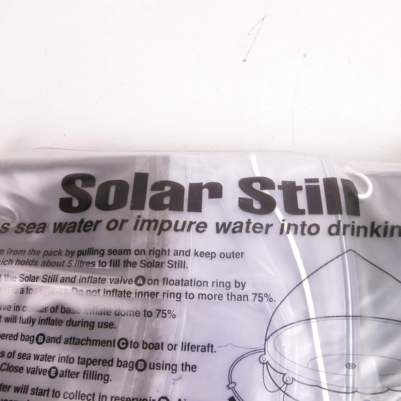 AQUAMATE Solar Still - Dispositivo de destilación de ...