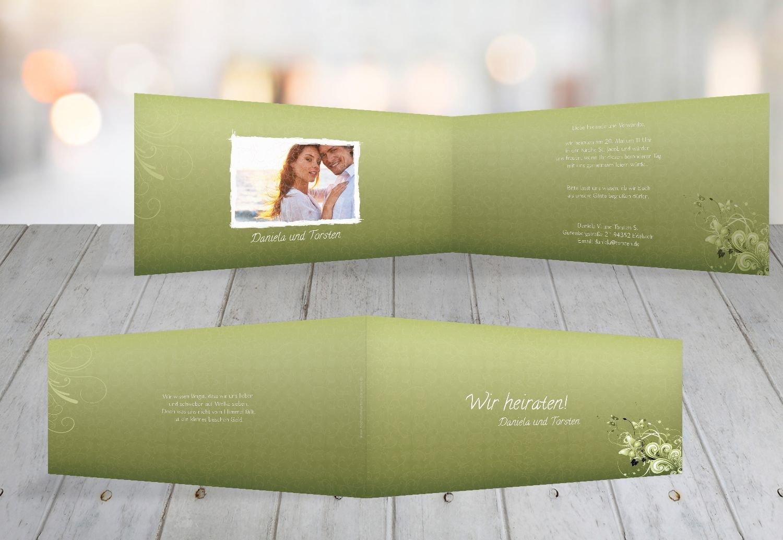 Kartenparadies Hochzeitskarte Hochzeit Einladung Din Liebeswunder, hochwertige Einladung zur Heirat inklusive Umschläge   10 Karten - (Format  215x105 mm) Farbe  RosaRosa B01MUD28PE | Verschiedene aktuelle Designs  | Das hochwertigste Material  | O