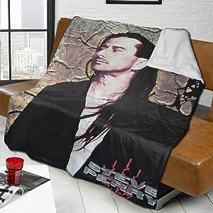 "KarleDeal Steve Perry Soft Blanket Winter Lightweight Quilt Warm Blankets Home Office 80""x60"""