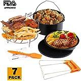 Amazon Com Nuwave 36001 Brio Air Fryer Black Kitchen