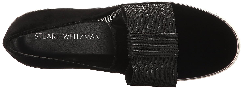 Stuart Weitzman Women's Bowgal Sneaker B01M5EKUYH 7.5 B(M) US|Black