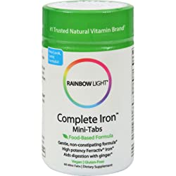 Top 7 Best Iron Supplement for Pregnancy Reviews in 2020 6