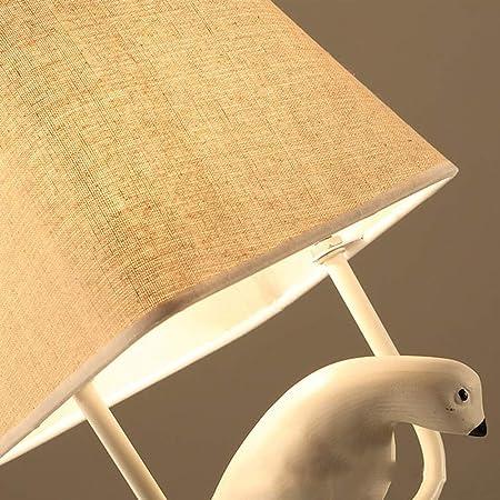 Amazon.com: Simplicity - Lámpara colgante de tela de pájaros ...