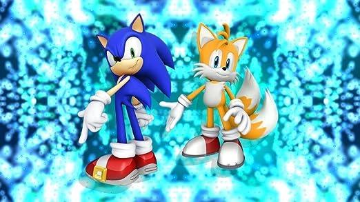 sdore Sonic el erizo & Tails fiesta de cumpleaños ...
