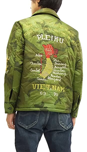 Amazon.com: Tailor Toyo Vietnam tt13675 – Chaqueta de ...