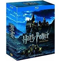 Harry Potter - l'Intégrale des 8 Films - Le monde des Sorciers de J.K. Rowling - Coffret