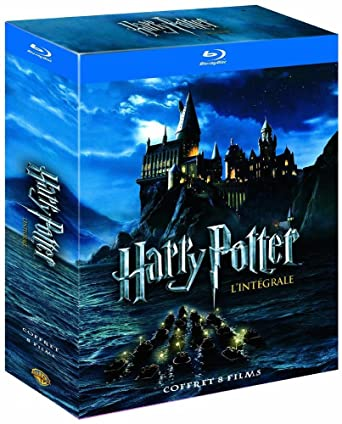 Harry Potter - Lintégrale des 8 films Italia Blu-ray: Amazon.es ...