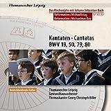 Johann Sebastian Bach : Cantates pour la Fête de la Réformation et pour le Fête de Saint Michel