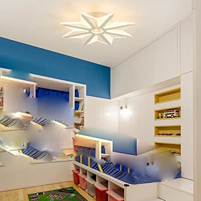 LoveScc Ledthe créatif Chambre Enfants moderne et un mobilier ...