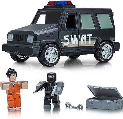 ROBLOX Jailbreak SWAT Unit Playset