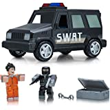 Roblox Jailbreak: SWAT Unit Deluxe Vehicle