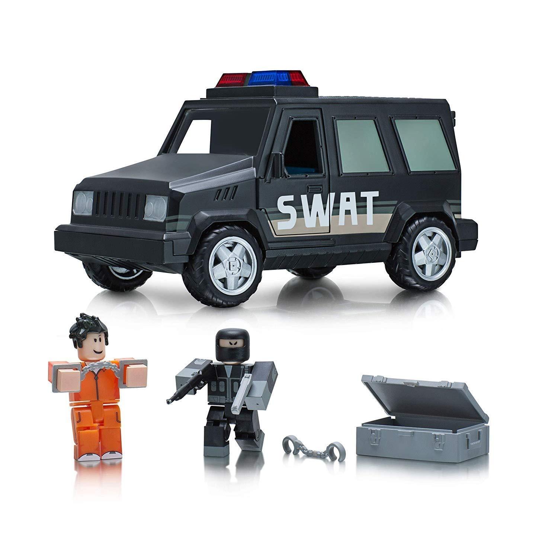 Roblox Jailbreak: SWAT Unit Vehicle