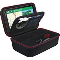 "BOVKE Carrying Case for 6"" 7"" Inch GPS Navigation Garmin Nuvi 2797LMT 2689LMT DriveSmart 61 NA LMT-S Tomtom Go Via…"