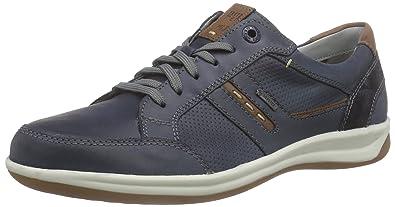 Stans, Herren Sneakers, Grau (53 Dove), 44 EU Fretz Men