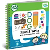 LeapFrog LeapStart Pre-Kindergarten Activity Book: Read & Write and Communication Skills