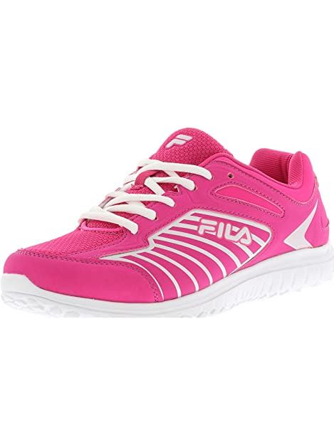 Fila Rocket Fueled Jovenes US 6.5 Rosa Zapatillas: Amazon.es: Zapatos y complementos
