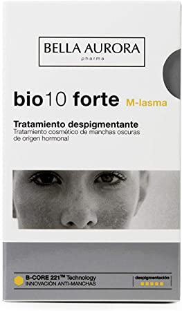 Bella Aurora Crema Anti-Manchas Tratamiento despigmentante para manchas oscuras de origen hormonal 30 ml