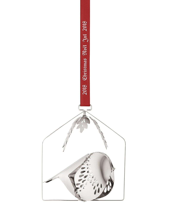 Georg Jensen Jensen Jensen Weihnachten 2018 Ornament Wintervogel 4fb1e4