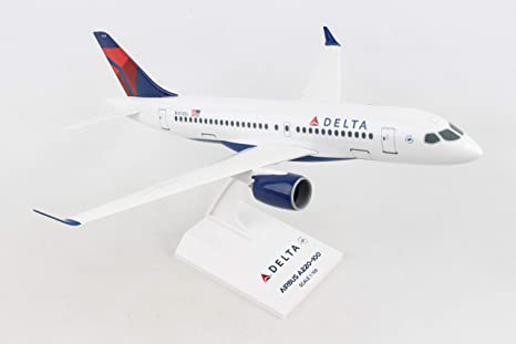 SKR878 Skymarks Delta A321 1:150 Model Airplane