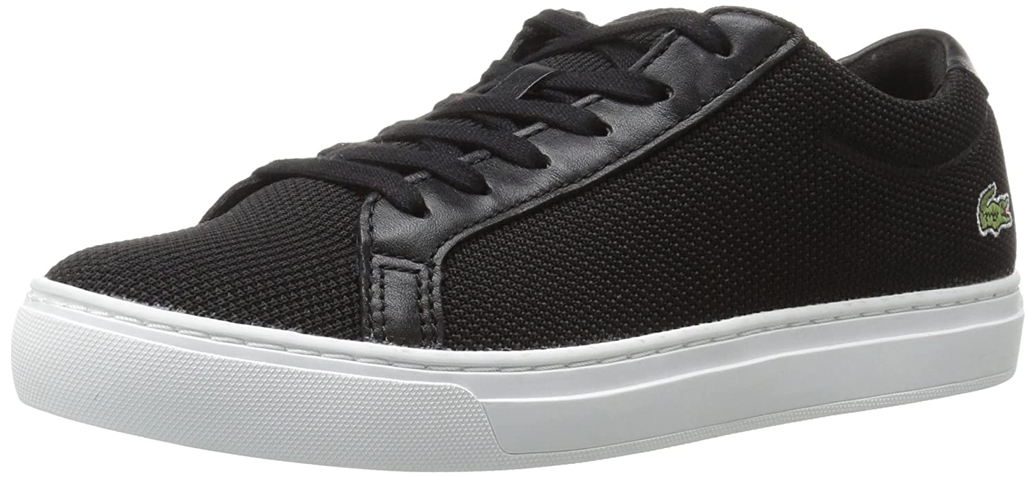 Lacoste Women's Fashion Sneaker B01LZACLGG 10 B(M) US|Black