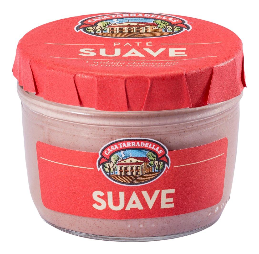 Casa Tarradellas Paté Suave - 125 gr: Amazon.es: Alimentación y ...