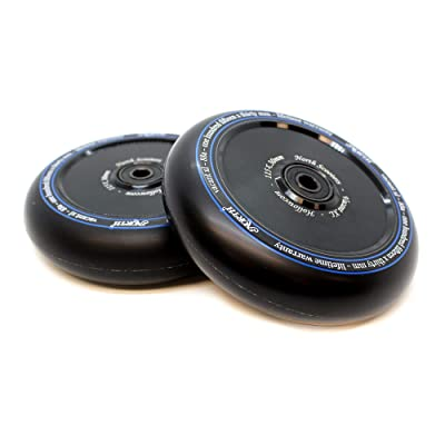 North Scooters Vacant XL Wheels- 115 X 30mm : Sports & Outdoors