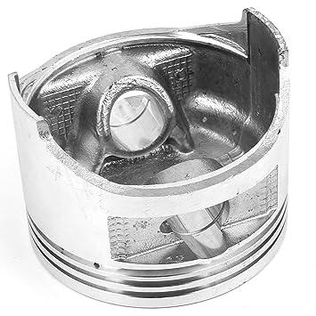 90 mm de diámetro tono plateado C190 Compresor De Aire Generador cortacéspedes motor de pistón: Amazon.es: Bricolaje y herramientas