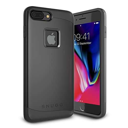 13 opinioni per Cover iPhone 7 Plus , Snugg Apple iPhone 7 Plus Custodia Case [Scudo Sottile]