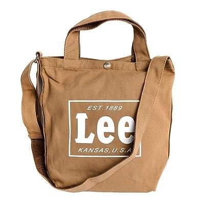 cb9946eb6766 [リー] Lee トートバッグ 2WAY ショルダーバッグ ショルダー トート レディース キャンバス 鞄 斜めがけ