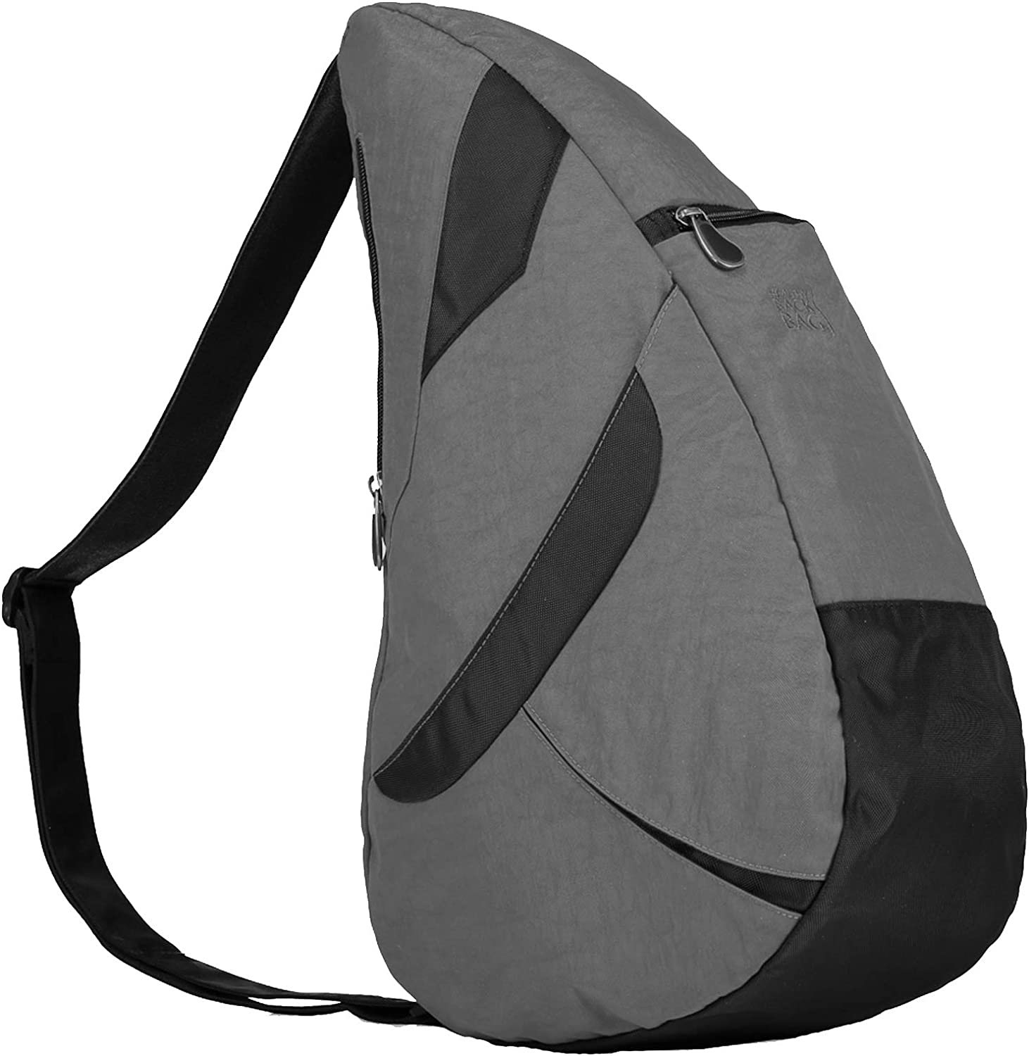 AmeriBag Healthy Back Bag tote Traveler Medium Stormy Grey