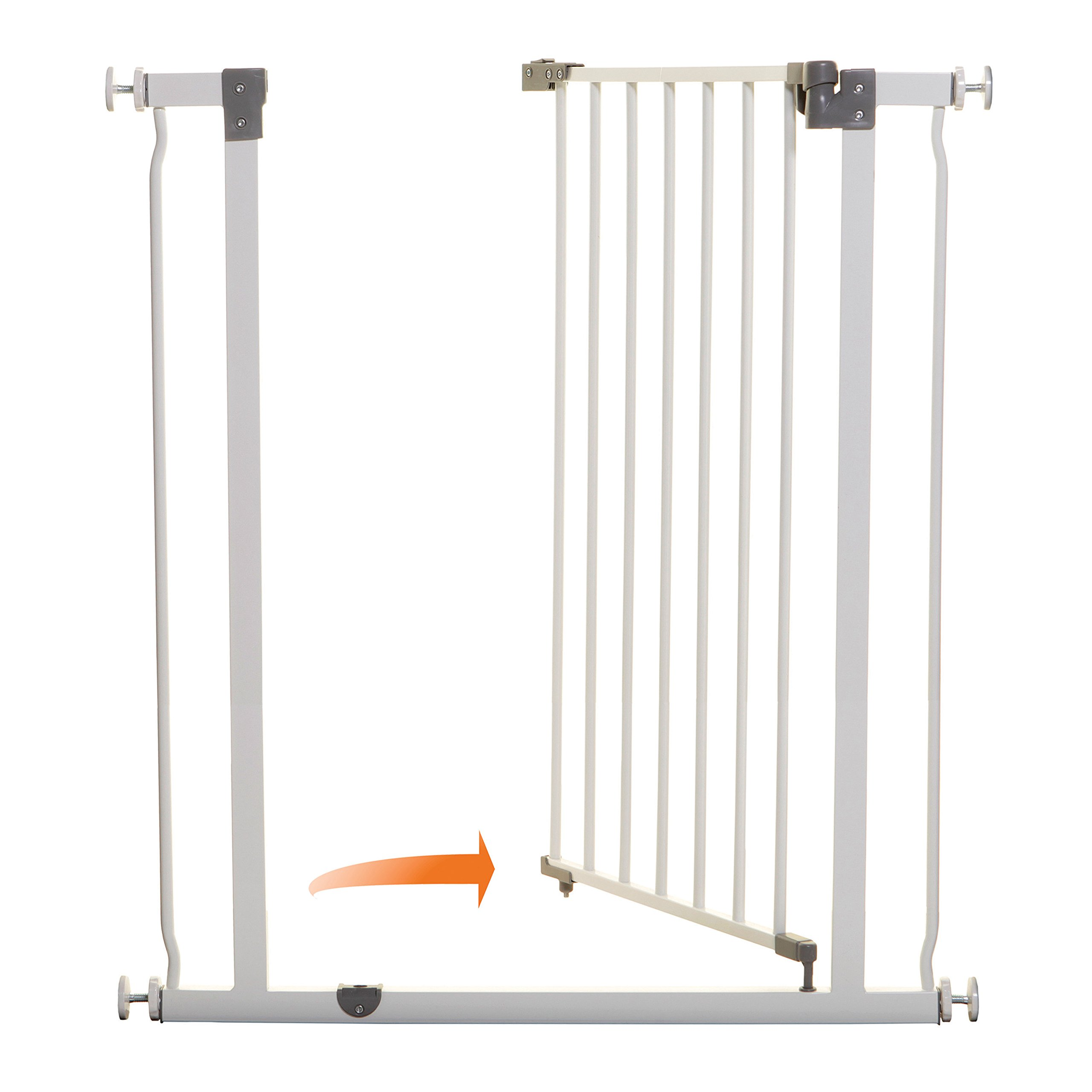 Dreambaby Liberty Tall Auto Close Security Gate w/ 3.5'' Extension by Dreambaby (Image #4)