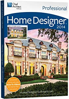 Home Designer Pro 2015 (PC/Mac): Amazon.co.uk: Software