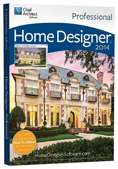 Chief Architect Home Designer Pro 2014 (PC): Amazon.co.uk: Software