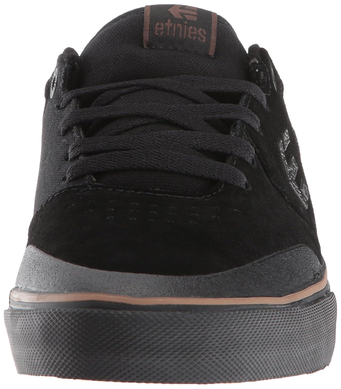 Etnies (schwarz/Dark 4101000425, Herren Skateboardschuhe schwarz (schwarz/Dark Etnies Grau/Gum) 5893d4
